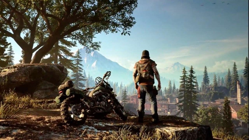 Days Gone jeux 2019