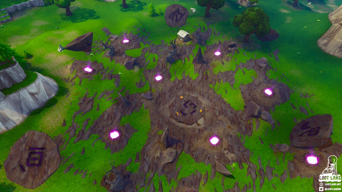Fortnite fin des zones corrompues