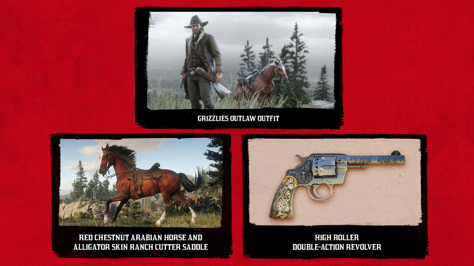 Red Dead Exclu PS4 Detaillles