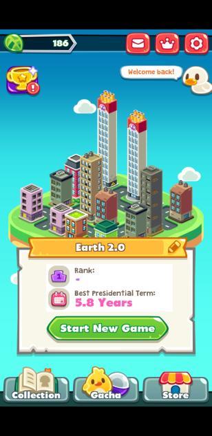 Screenshot Game Of Earth