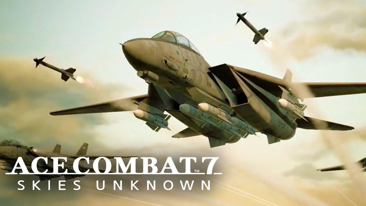Sortie jeux janvier 2019 Ace Combat 7