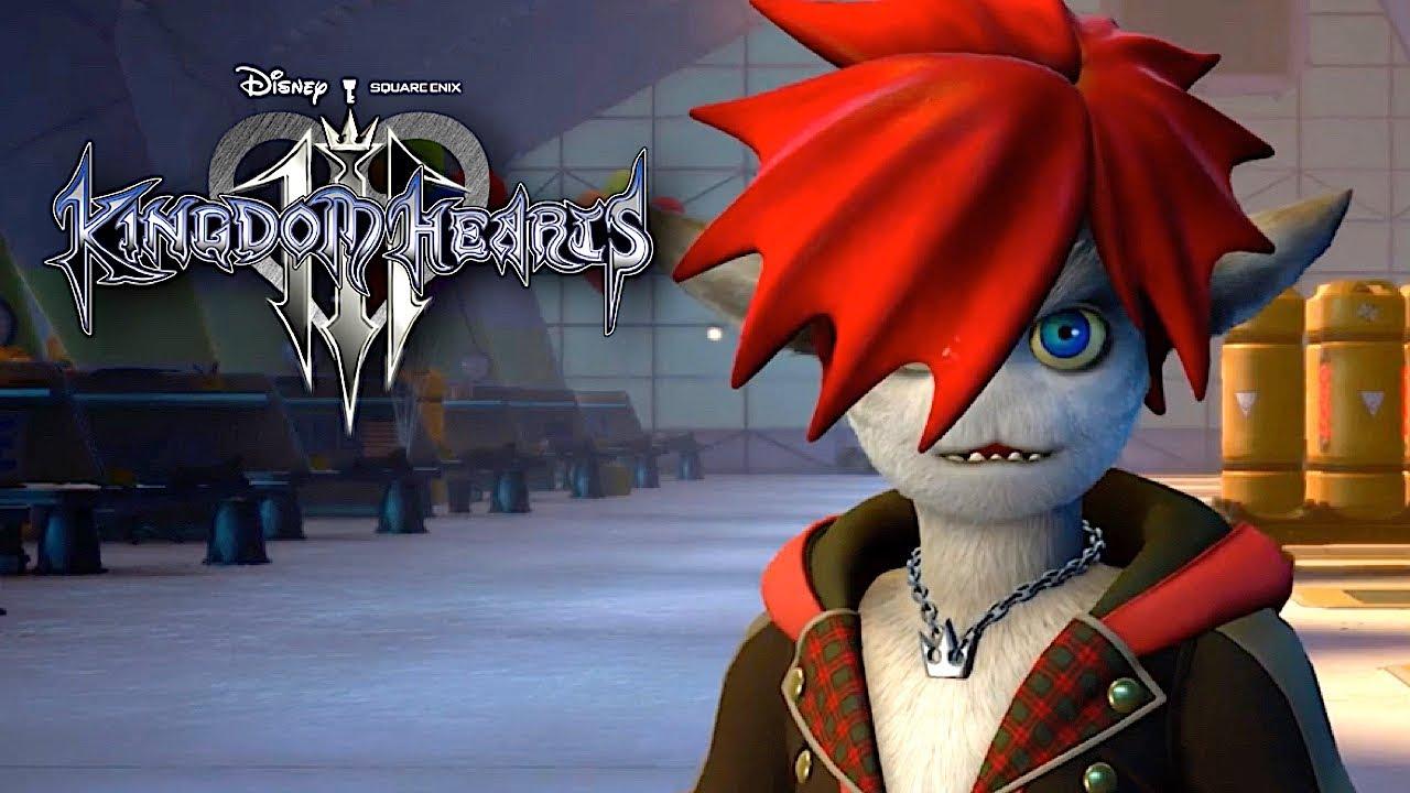 Sorties jeux janvier 2019 Kingdom Hearts III KH3