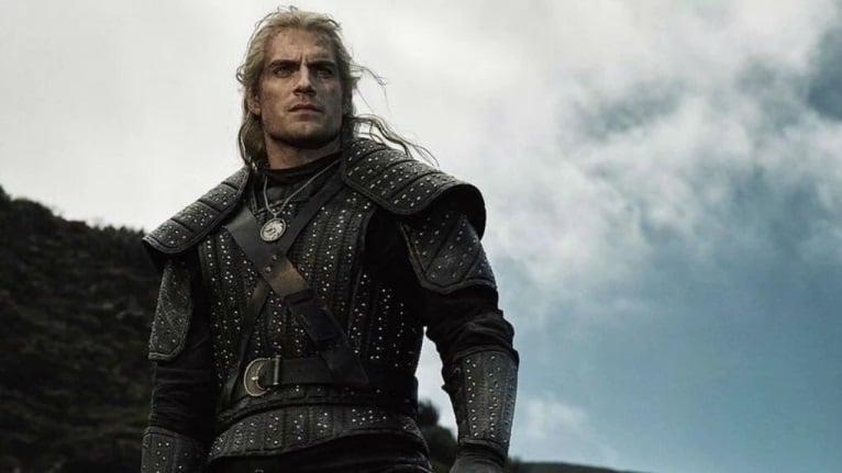 série netflix sorceleur Geralt de Riv