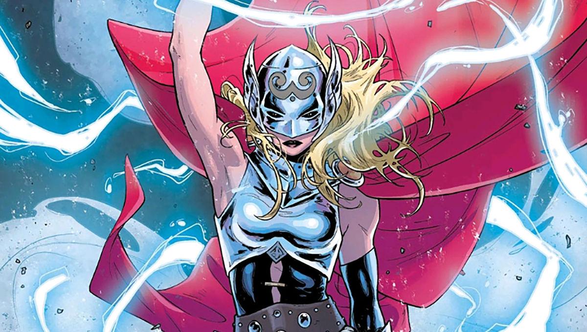 comics Jane Foster Thor 4 Taika Waititi