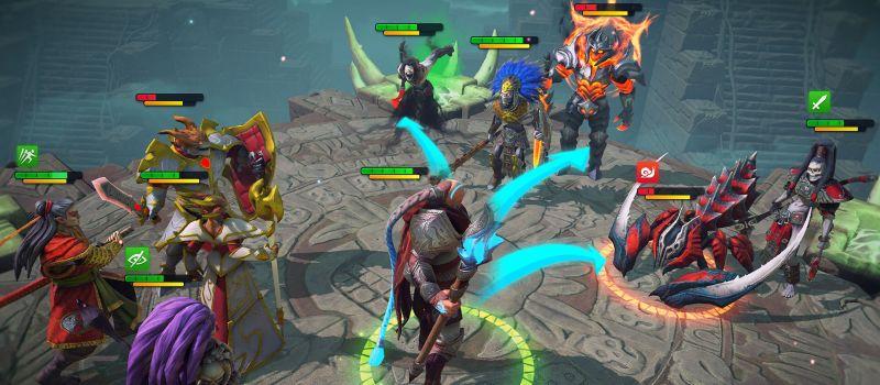 combats raids age of magic