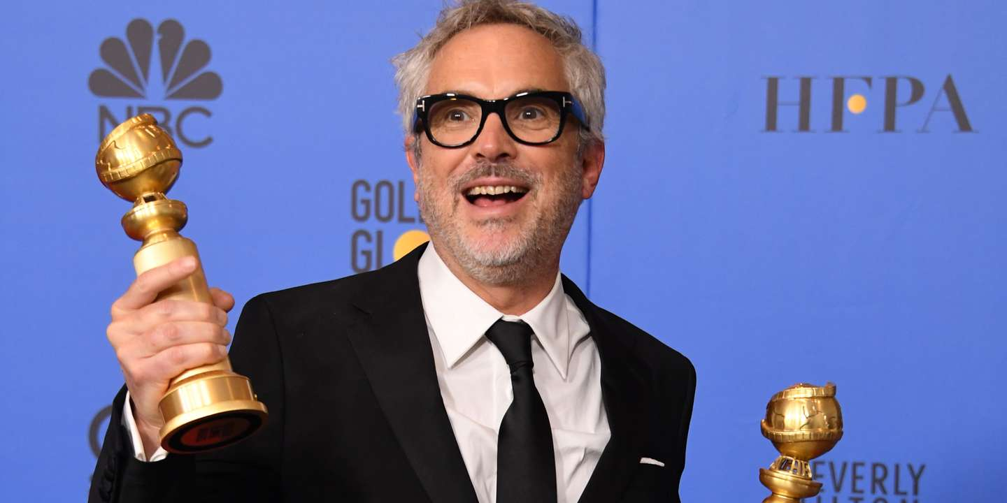 alfonso cuaron golden globes 2019