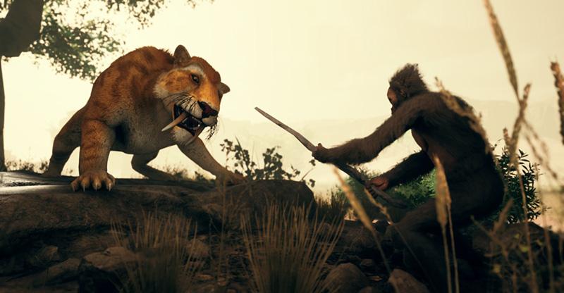ancestors combat predateur patrice desilets panache