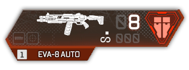 arme eva-8 auto