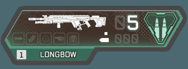 arme longbow
