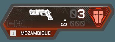 arme mozambique