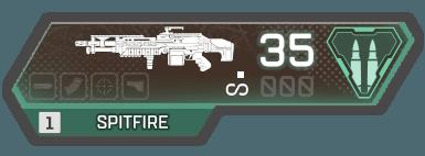 arme spitfire