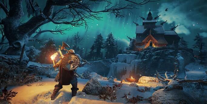 assassins creed valhalla histoire neige