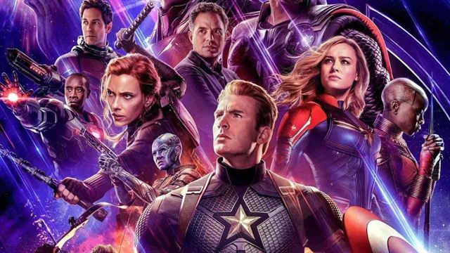 avengers endgame affiche 2 succes box office