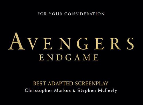 avengers endgame script pdf full free