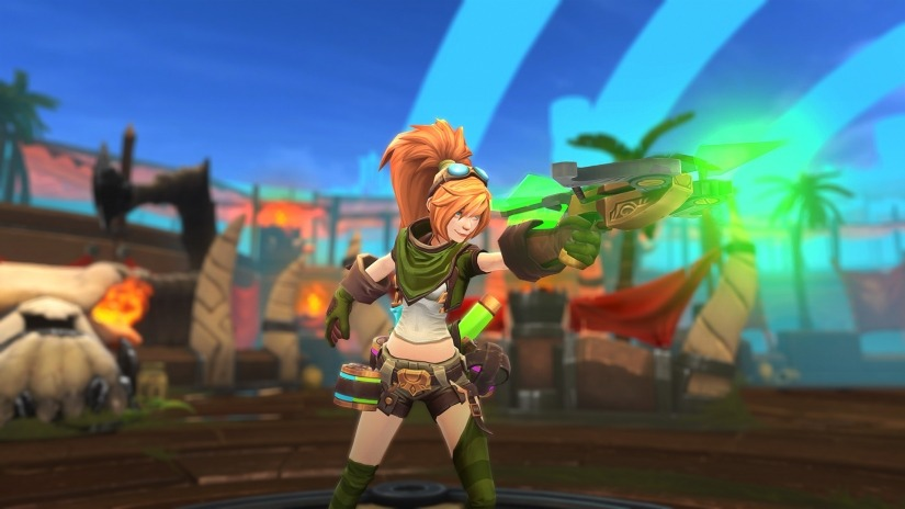 battlerite lucie support guide