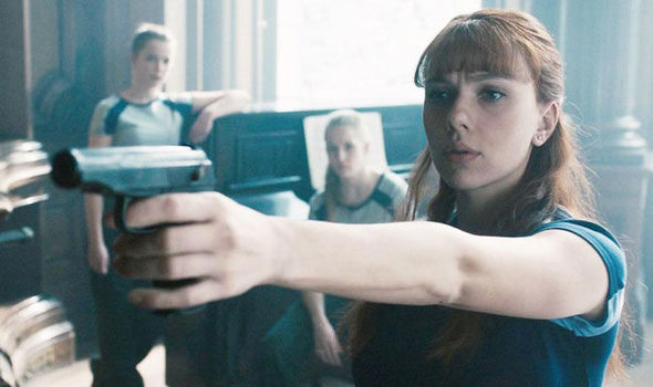 black widow age of ultron flash back natasha romanoff.