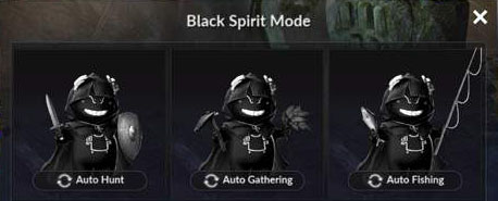 black spirit mode bdm