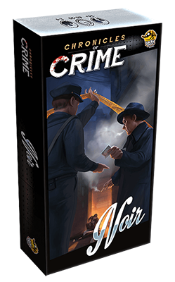 boite materiel extension noir chronicles of crime
