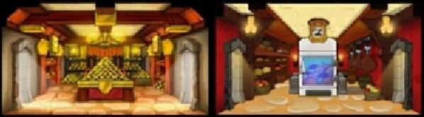 cave et salle des coffres