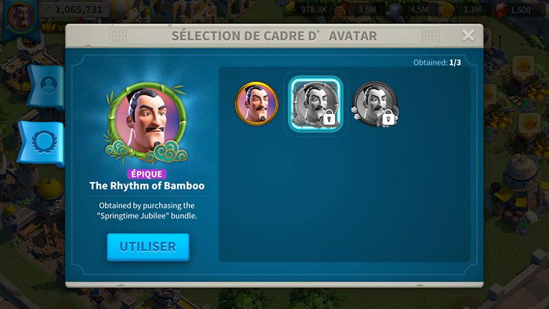changer-cadre-avatar-rise-of-kingdoms
