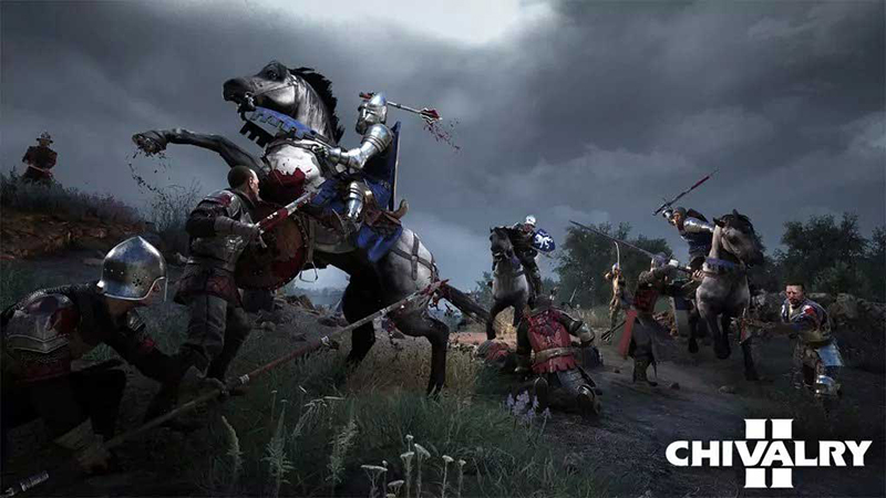 chivalryII bataille a cheval gameplay infos