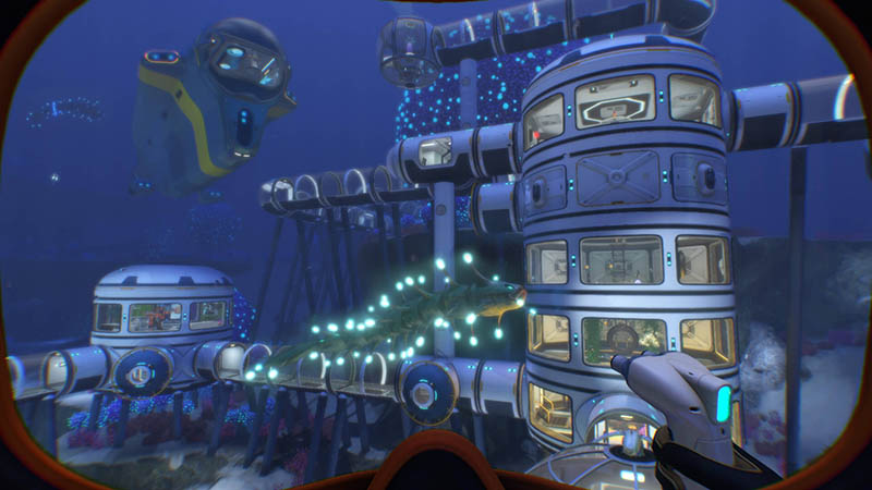 construction subnautica gratuit epic games store