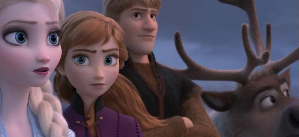 elsa et anna la reine des neiges 2 trailer