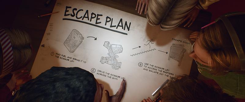 escape plan last year the nightmare kickstarter