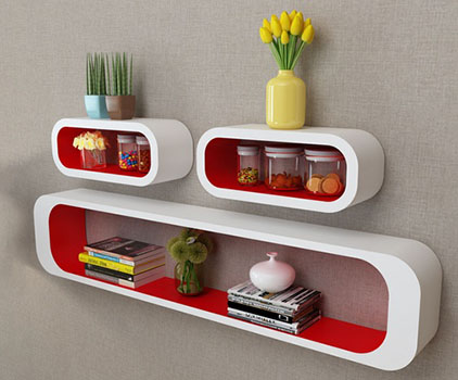 etagere destructuree tech idee deco