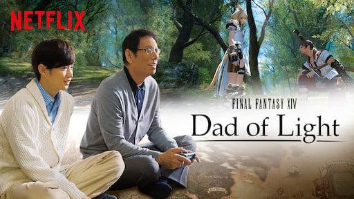 final fantasy dad of light serie netflix