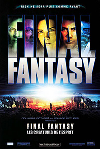 final fantasy film creatures de l esprit
