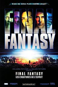final fantasy film creatures de l esprit