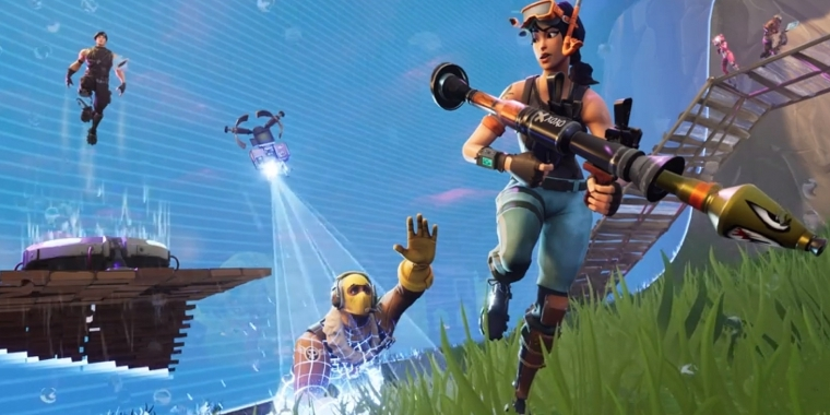 fortnite screenshot battle royale gameplay2