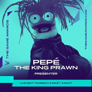 game-awards-pepe-the-king-prawn