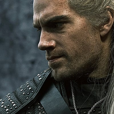 geralt de riv the witcher serie netflix profil