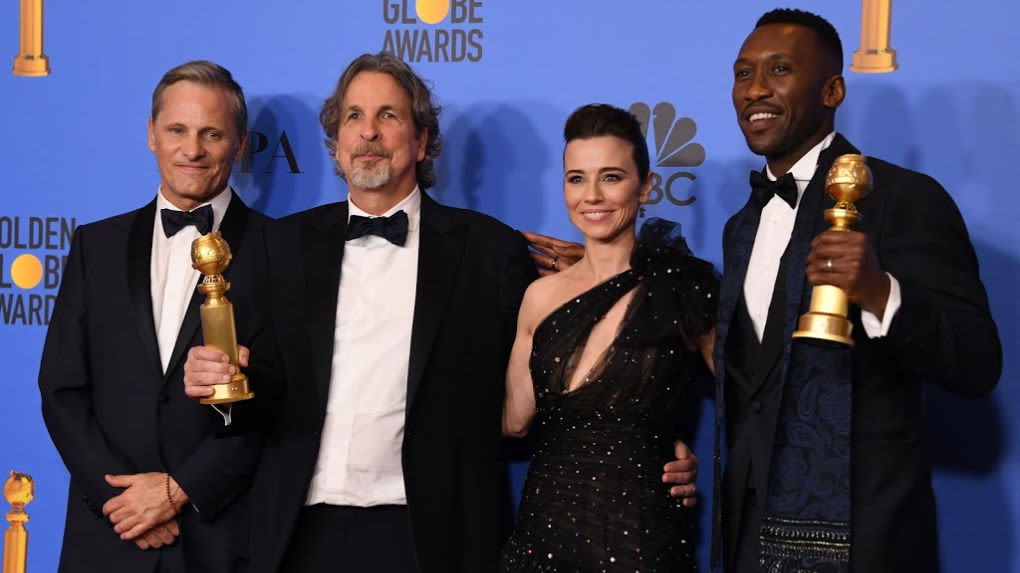 greenbook golden globe cast