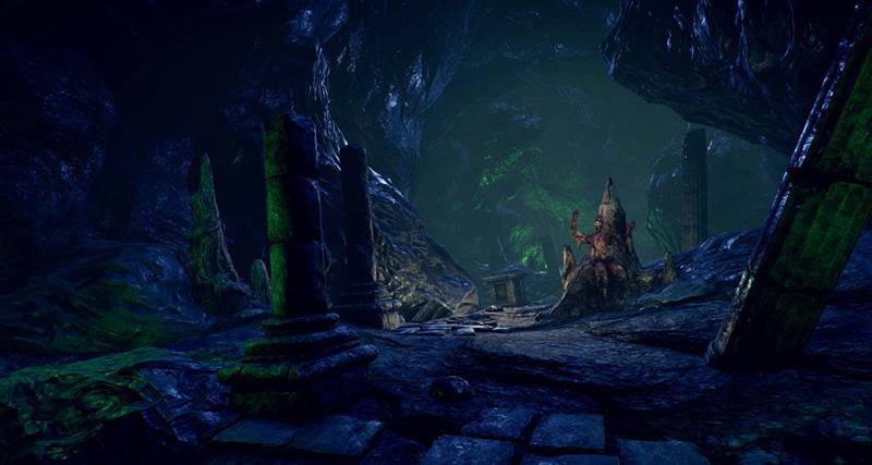 grotte outward map exploration combat game