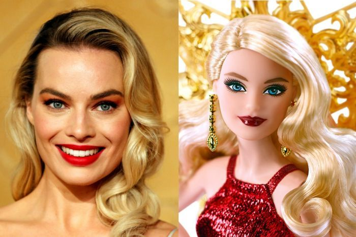 harley quinn barbie live action margot robbie film
