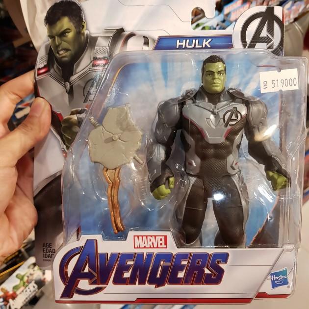 hulk figurine espace avengers endgame