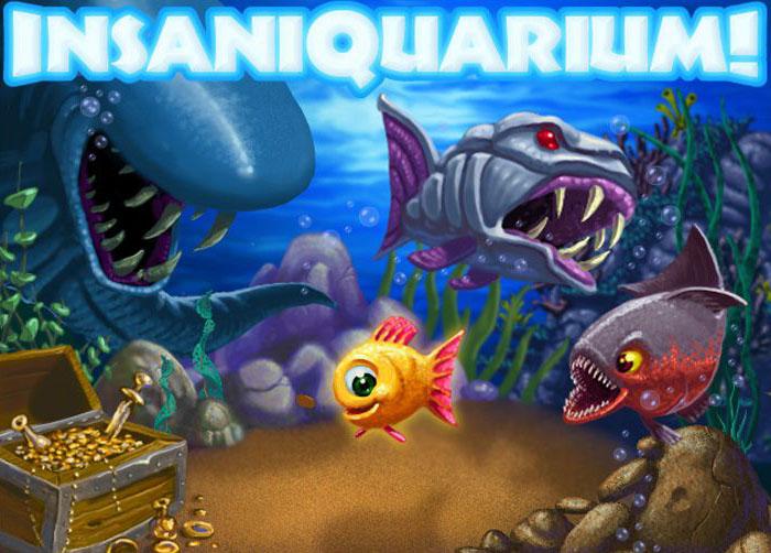 insaniquarium pop cap games windows seven