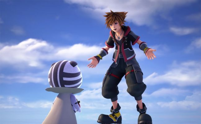infos kh3 dlc remind black code difficulte