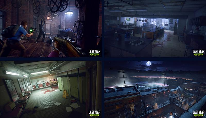 last year the nightmare screenshots kickstarter game