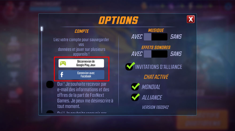 lier sa progression mobile et pc marvel strike force