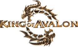 logo king of avalon dragon warfare