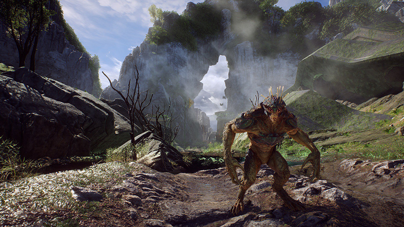 lore anthem creature screenshot passage live