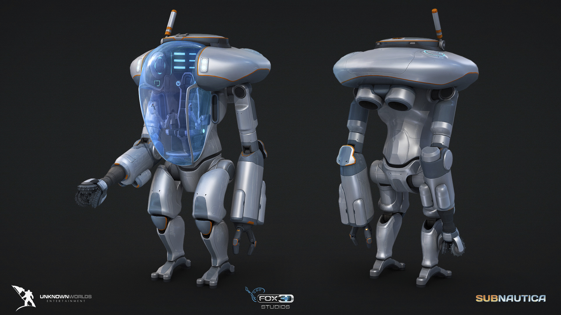 mech design crafting subnautica