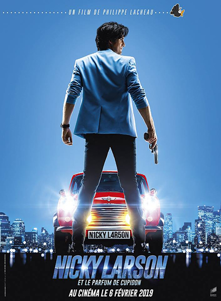 nicky larson city hunter film