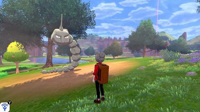 pokemon epèe et bouclier monde ouvert onyx