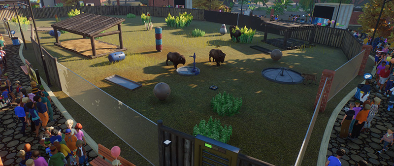 placement mangeoires et optimisations planet zoo