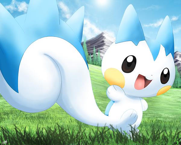 pokemon go generation 4 sinnoh pachirisu